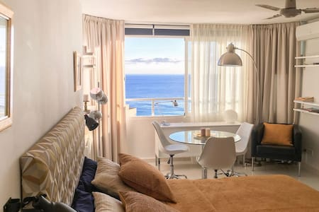 Modern studio apartment with sea view - Palma - อพาร์ทเมนท์