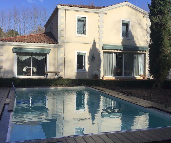 Suite Garden, Domaine des Sylènes,Petit-déjeuner