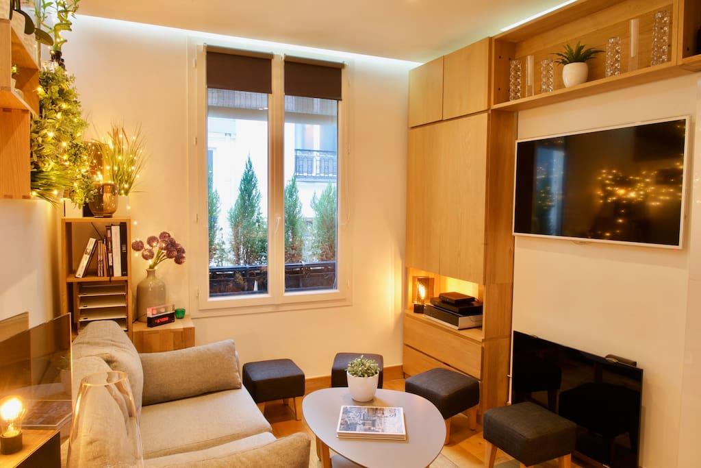 appartement arts et m tiers beaubourg marais appartements louer paris le de france. Black Bedroom Furniture Sets. Home Design Ideas