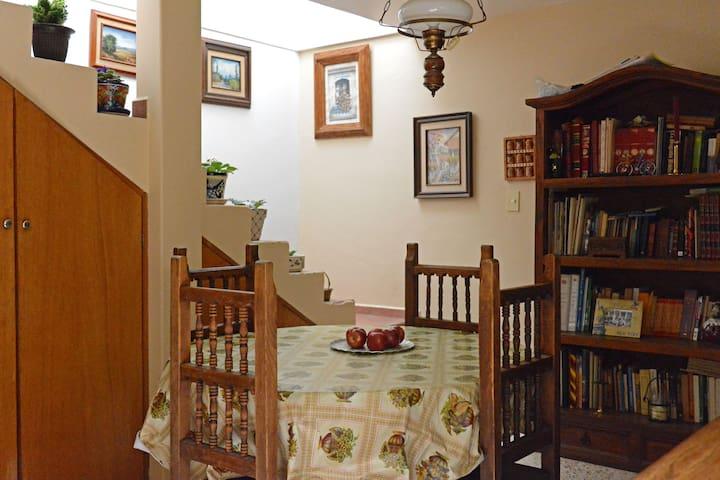 Nice Room at Coy. w/independent Access to Street - Ciudad de México
