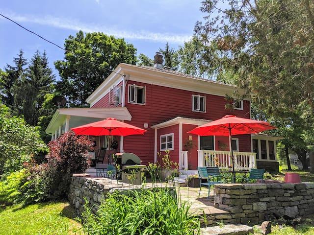 Fantastic Farmhouse on 254 Acres to Explore!