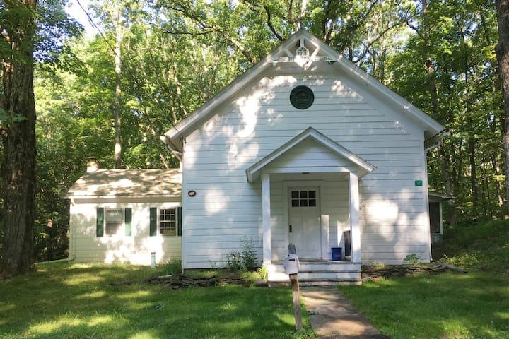 Schoolhouse in the Catskills