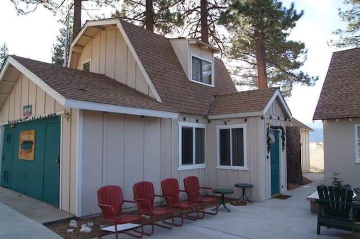 Lakeside Cabin 10 - A nice cozy duplex! - Fawnskin - Apartment