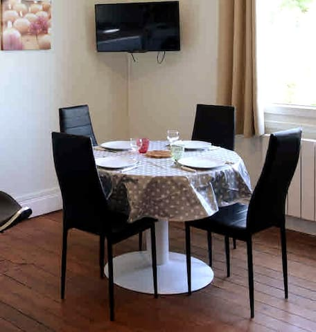 Appartement N° 9 - 1 chambre