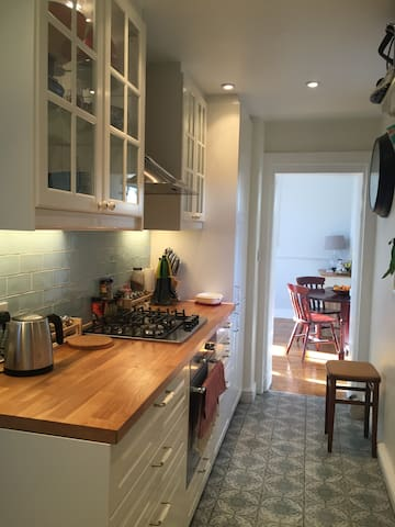 Charming two bedroom flat - London - Apartment