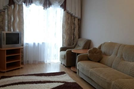 Уютная квартира а городе Светлогорске