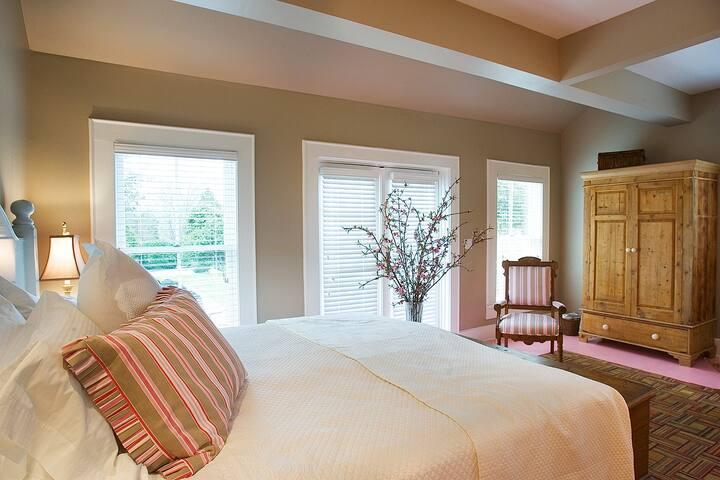Dogwood Room At Clifton Inn - Шарлотсвилль