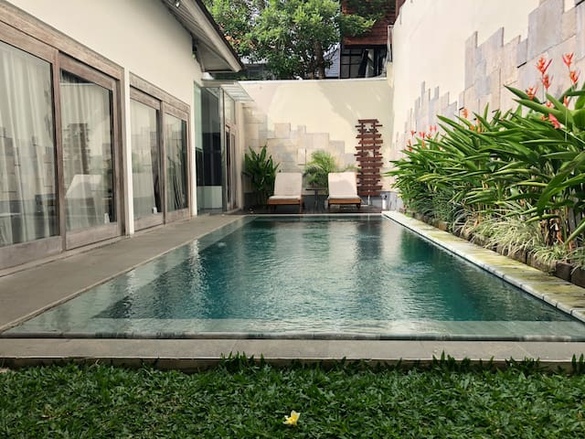 private pool 7x3mtr