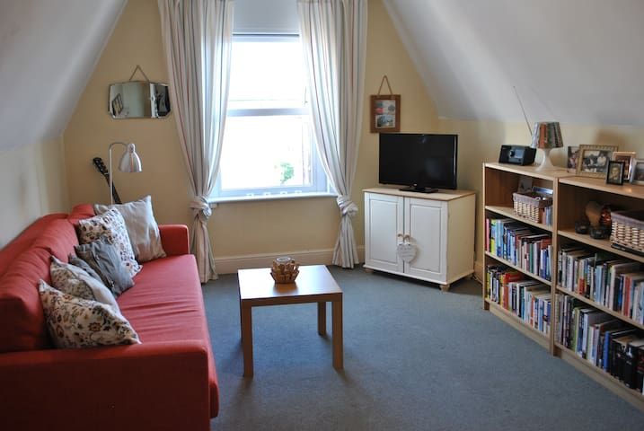 Cute and Cosy Loft Room in Central Southsea - Portsmouth - Daire
