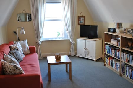 Cute and Cosy Loft Room in Central Southsea - Portsmouth - Huoneisto
