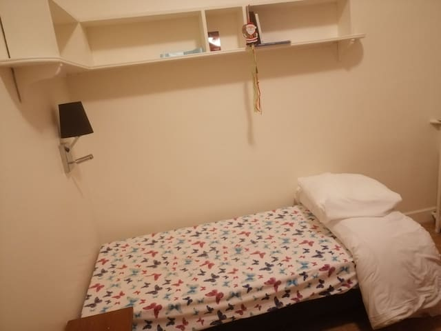 Beautiful shared room for halt, only for women
