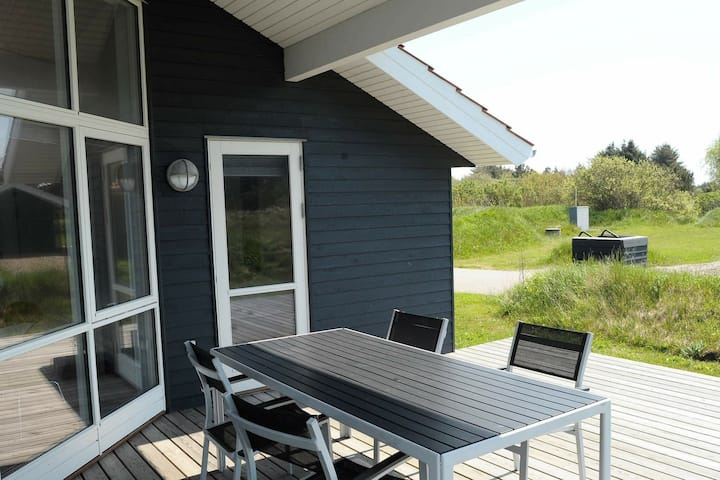 Cozy Holiday Home in Ulfborg with Whirlpool