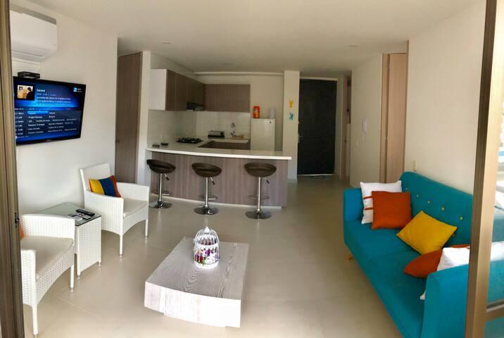Apartamento en Girardot