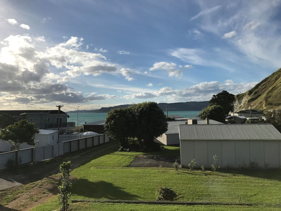 View to Taylors Bay