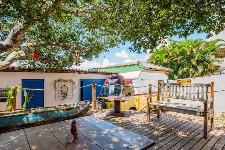 Cabaninha no Jardim @ Vila Madalena