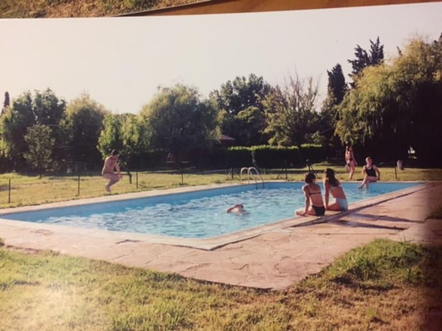 piscine 7 X 14
