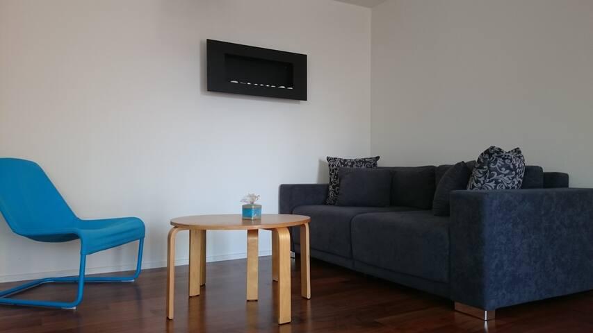 Charmante 3,5 Zi Wohnung mit toller Aussicht