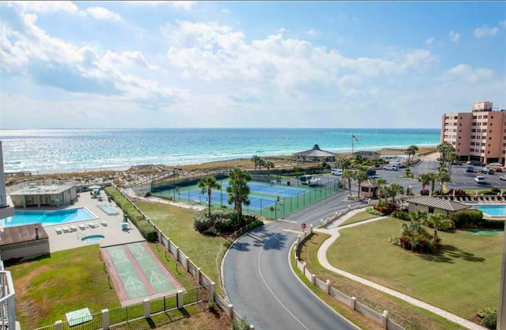 Inlet Reef 515-2BR-March 17 to 20 $688! Gulf Views! Holiday Isle- Fun Pass