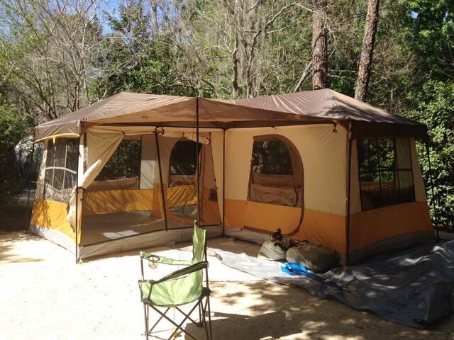6 Camping Rig Rental/SetUp in St. Augustine Fl