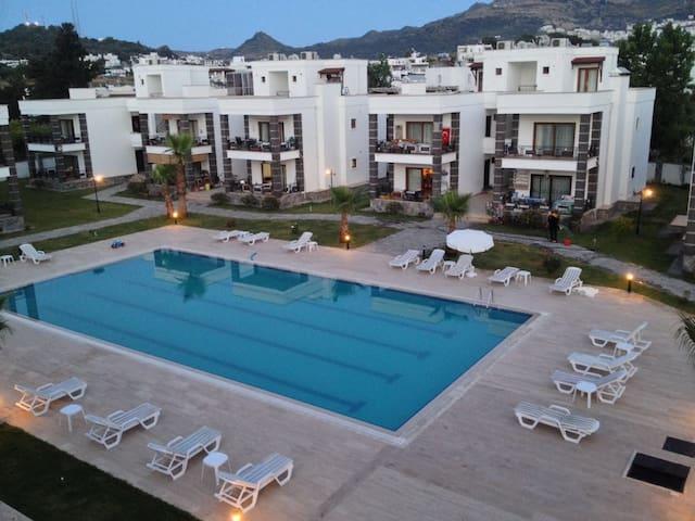 Aegeanside Apt Bodrum/Turgutreis - Turgutreis Belediyesi - Wohnung