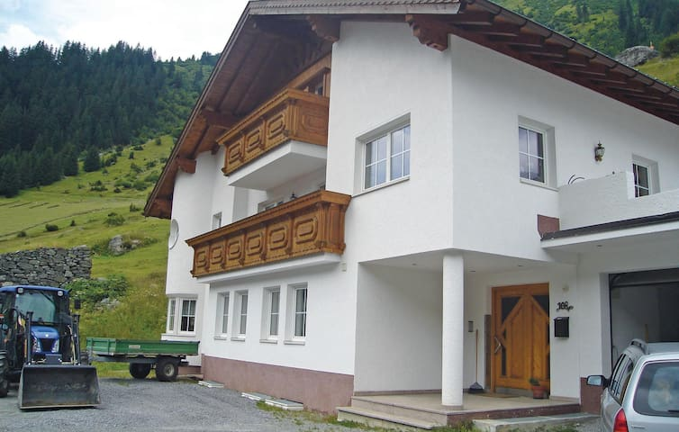 Holiday apartment with 2 bedrooms on 45 m² in Ischgl