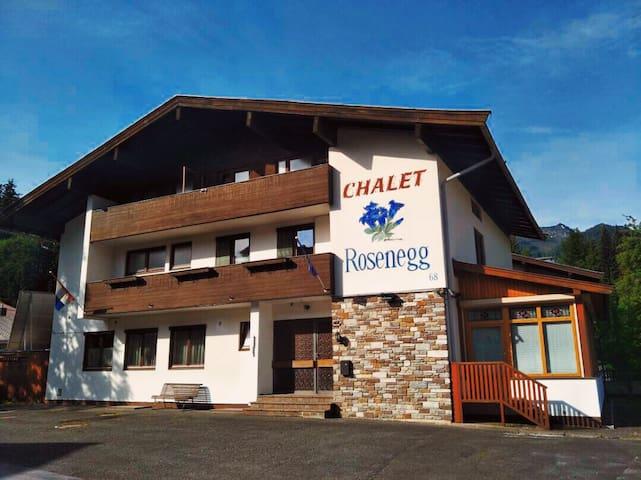 Chalet Rosenegg - Large Family Apartment