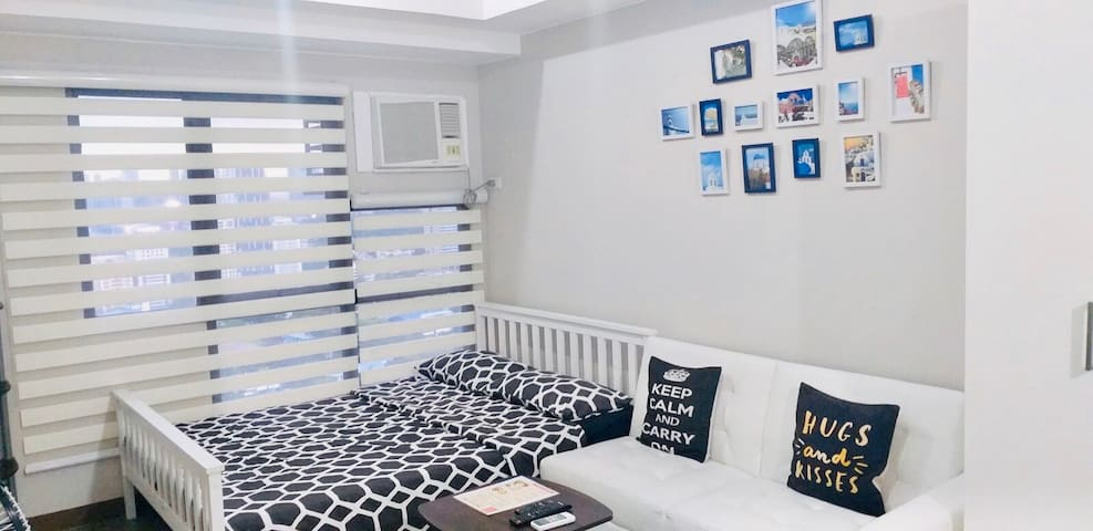 Clean and Cozy Condo in EDSA Cubao