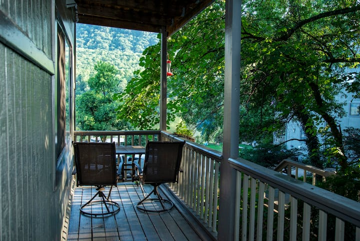 Unit H | Cozy Mountain Condo on TN River