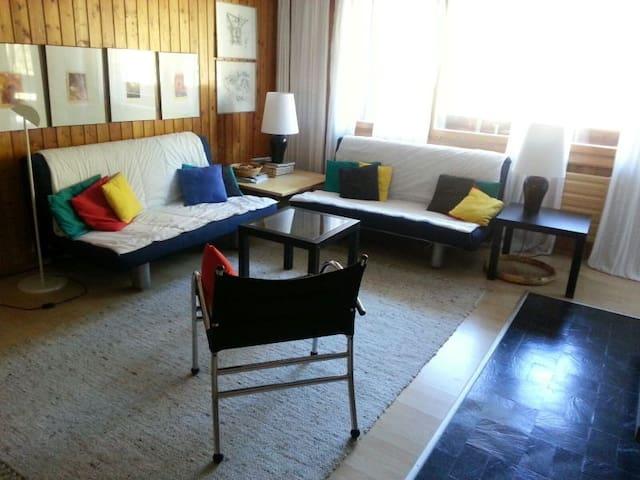 Appartement au pied des pistes, domaine 4 Vallées - Vex - Apartment