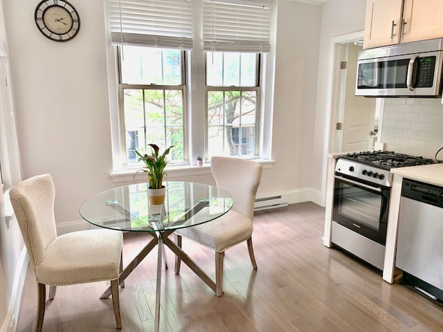 Cute One-bed steps from Prudential Center