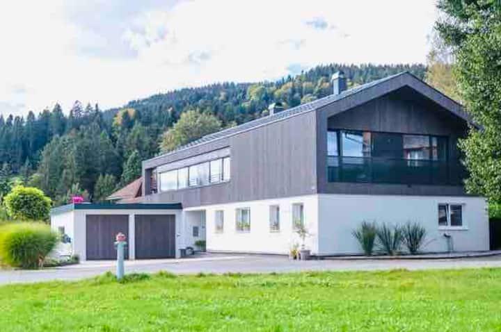 Erholung im Bregenzerwald