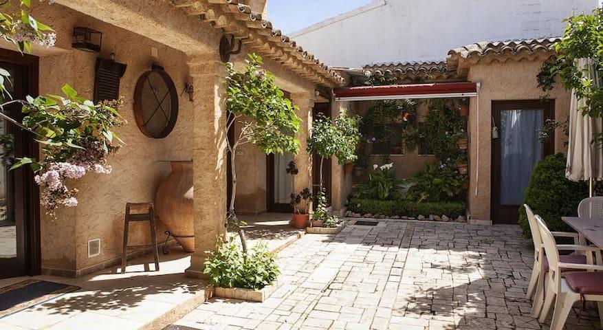 Paz, belleza y libertad en Cuenca. Bien comunicado - El Simarro - Apartment