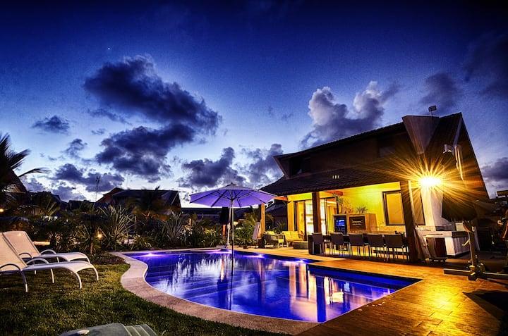Novo Bangalô - Malawi Beach House. Premium Service