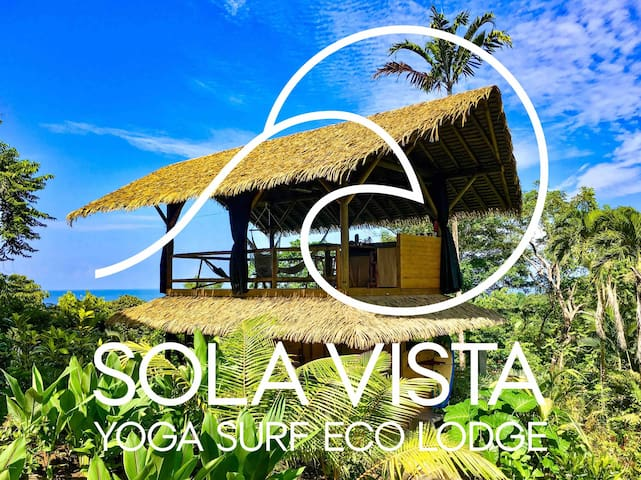 SOLA VISTA - CASA SOL 360° Ocean & Jungle View!