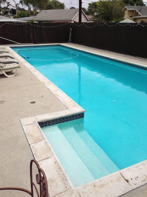 60 X50 large lap Pool