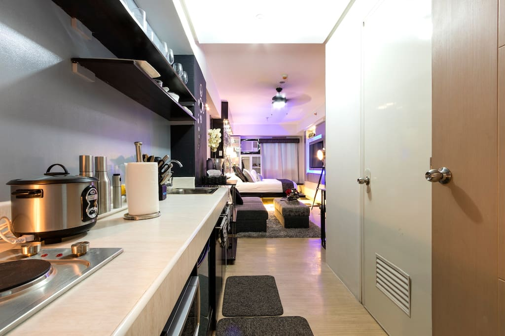 Basic Kitchen and its amenities