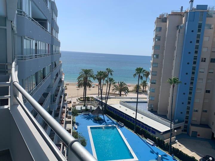Apartamento 1 dormitorio- Aguamarina- Playa Calpe