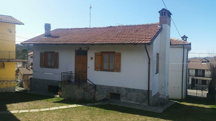 "House ""Family Holiday"" in Val Borbera"