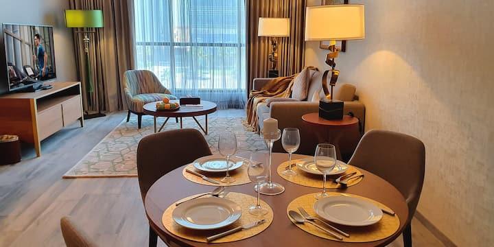 Ascott Corniche Al Khobar  - 3 Bedroom Penthouse