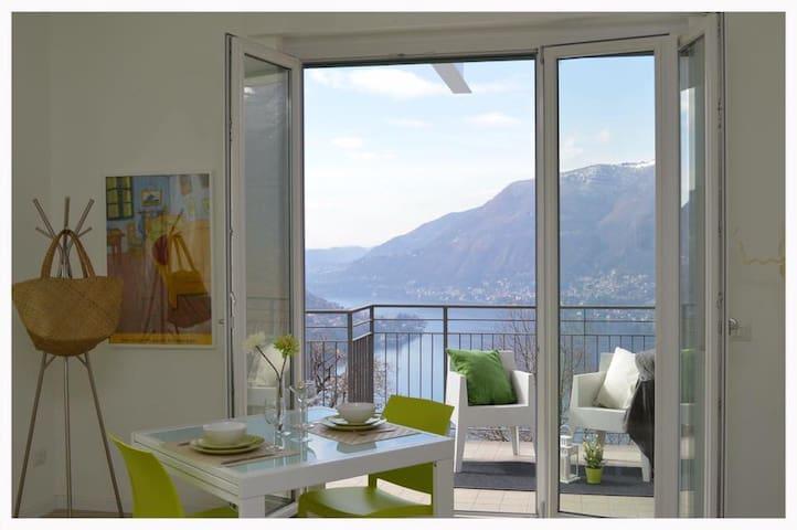 Como Lake Casa Mariano - Palanzo - Apartment