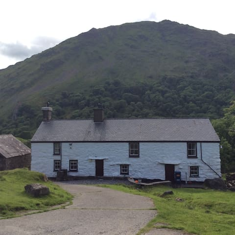 Farm cottage  Snowdonia - Gwynedd - House