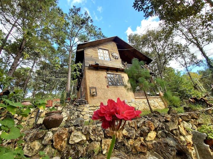 Cabaña Lomas de Chiapas.