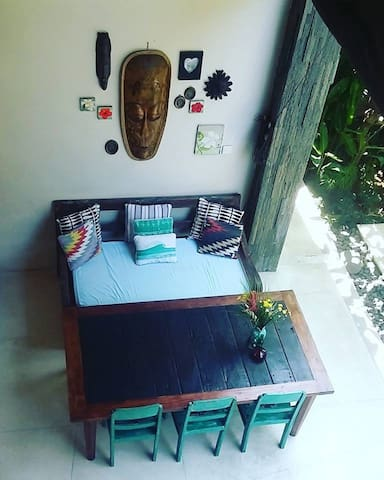 House Vila for Rent for 4 People - Denpasar - Casa