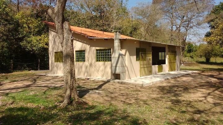Chácara Recanto do Sossego: Casa 2 - Alegria