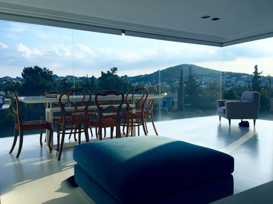 Luxury ph private pool roof garden condos zur miete in marousi griechenland - Lino 5 metre de large ...
