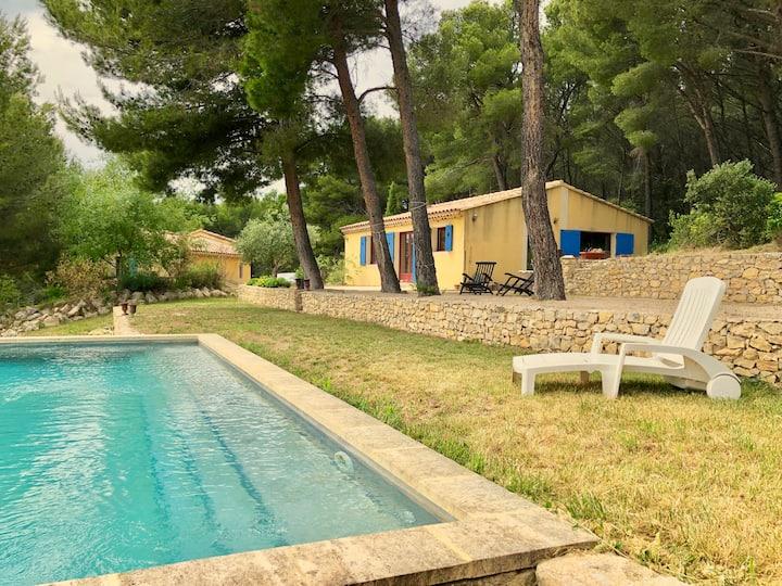 Gîtes des Pins - Vue imprenable et piscine