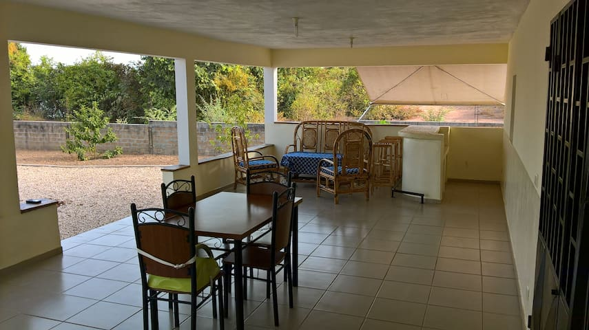 Veloude beach guest house