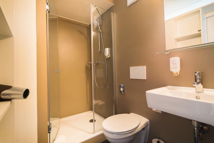 mk | hotel frankfurt - Einzelzimmer Standard