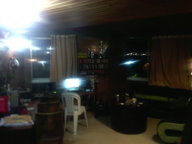 Ultimo piso buena vista - Bogotá - Wohnung
