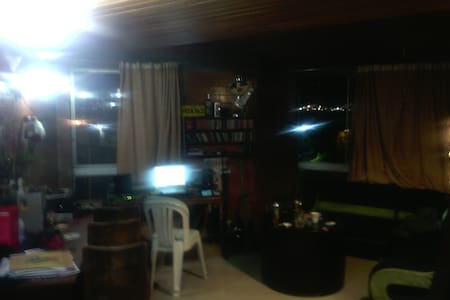 Ultimo piso buena vista - Bogotá